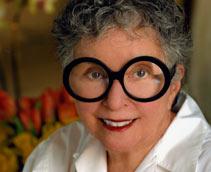 Sylvia Weinstock of Sylvia Weinstock Cakes