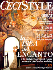 CeciStyle Magazine V1: La Isla Del Encanto