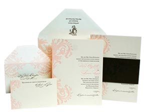 PRETTY MISS INVITATION