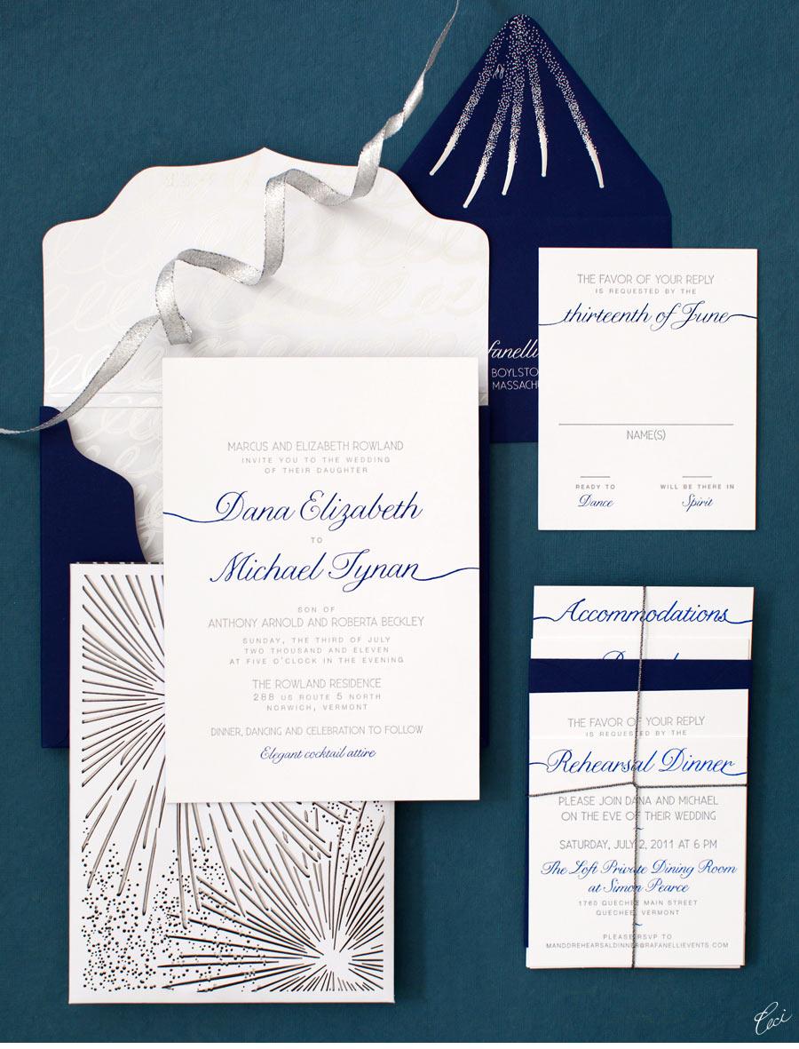michael 39 s festive wedding in vermont wedding invitations