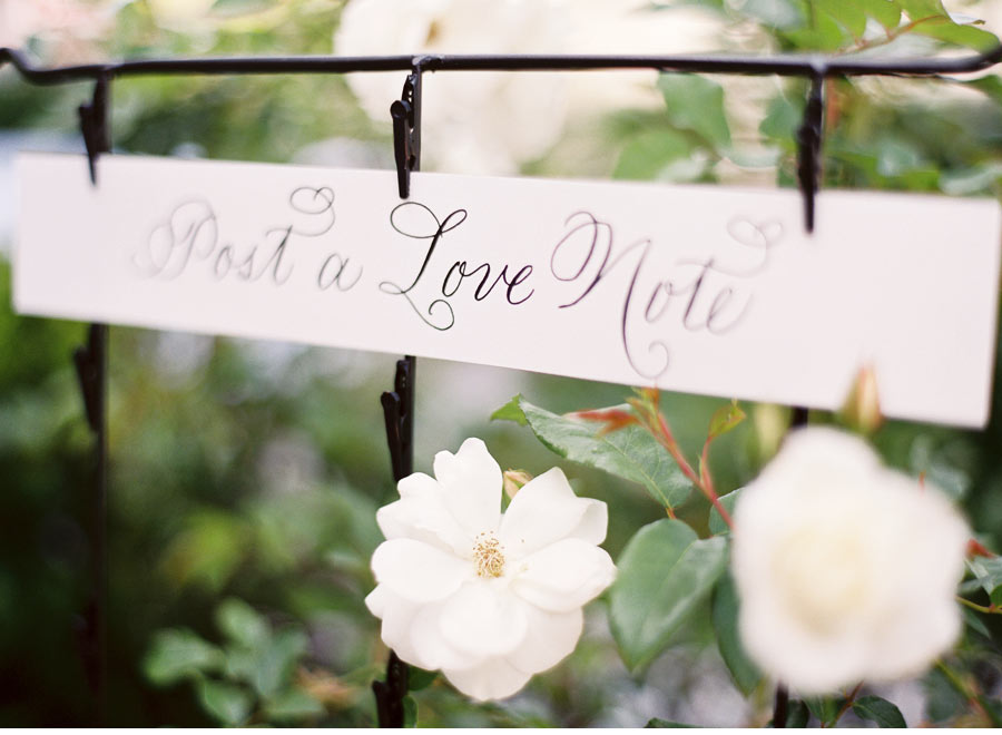 Our Muse - Soft Romantic Wedding - Be inspired by Melissa & Jared's soft, romantic wedding - wedding