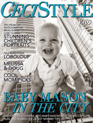 CeciStyle Magazine v103: Baby Mason in the City