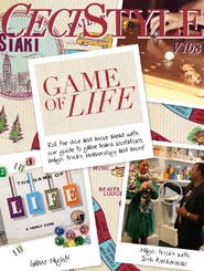 CeciStyle Magazine V108: Game of Life