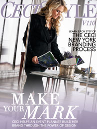 CeciStyle Magazine V110: Make Your Mark