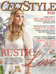 CeciStyle Magazine v112: Rustic Love