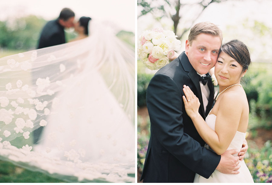 Our Muse - Soft Pink Wedding - Be inspired by Sue & Gregg's soft, pink wedding - wedding