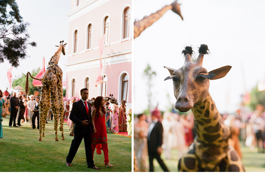 Our Muse - Vibrant Venetian Wedding Day 3 - Be inspired by Vinita & Muqit's elaborate Indian wedding - wedding