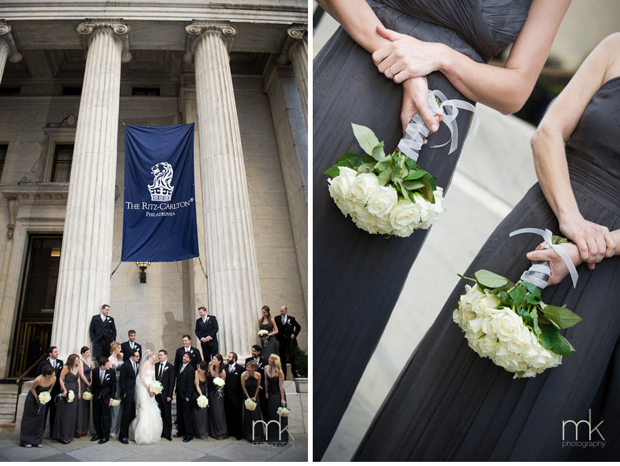 Our Muse - Wintry Philadelphia Wedding - Be inspired by Jamie & Jimmy's wintry wedding in Philadelphia - wedding