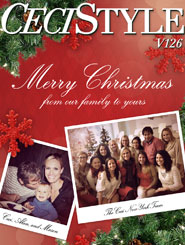CeciStyle Magazine V126: Merry Christmas!