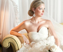Ceci New York Bride - Meredith