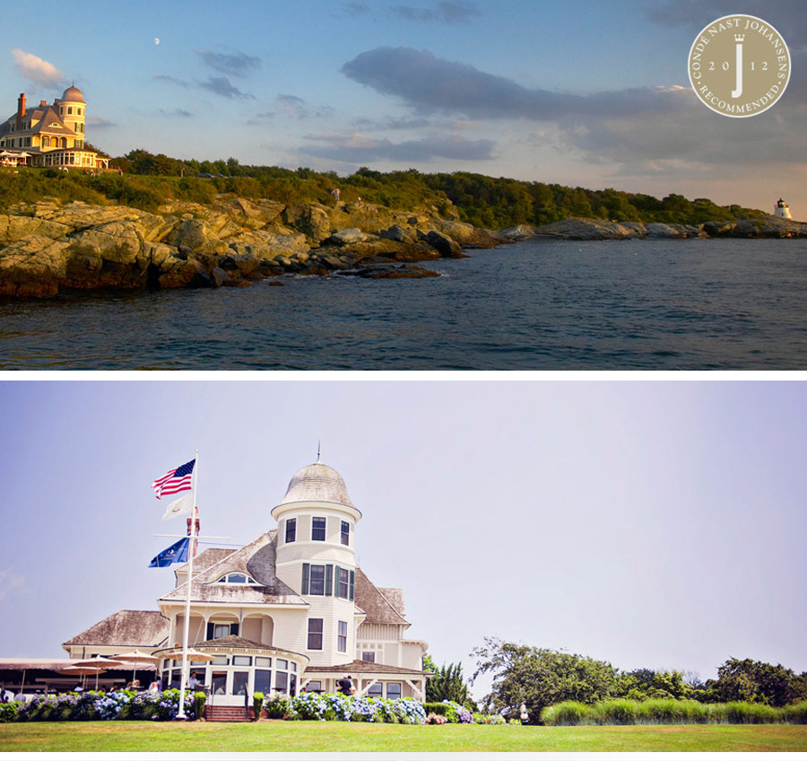 Castle Hill Inn, Newport, Rhode Island