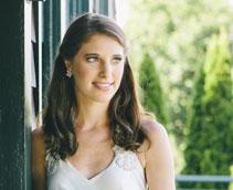 Ceci New York Bride - Sarah