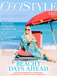 CeciStyle Magazine v147: Beachy Days Ahead