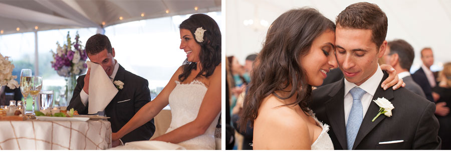 Our Muse - Glamorous Beach Wedding - Be inspired by Melissa and Michael's glamorous beach wedding - wedding