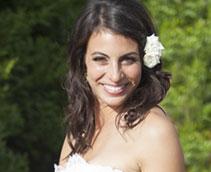 Ceci New York Bride - Melissa