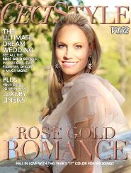 CeciStyle Magazine v152: Rose Gold Romance