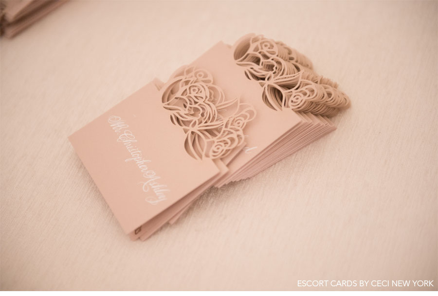 V152 our muse romantic rose gold wedding tara blake for 3d rose wedding invitations