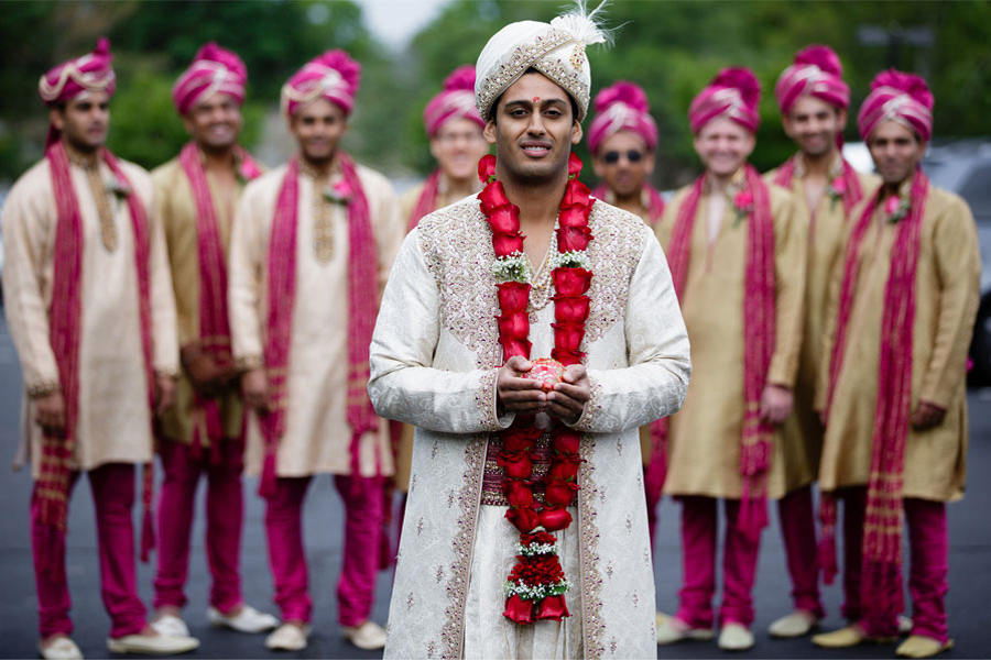 Our Muse - Vibrant Indian Wedding - Be inspired by Nirali & Kunal's vibrant Indian wedding - wedding