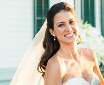 Ceci New York Bride - Caitlin