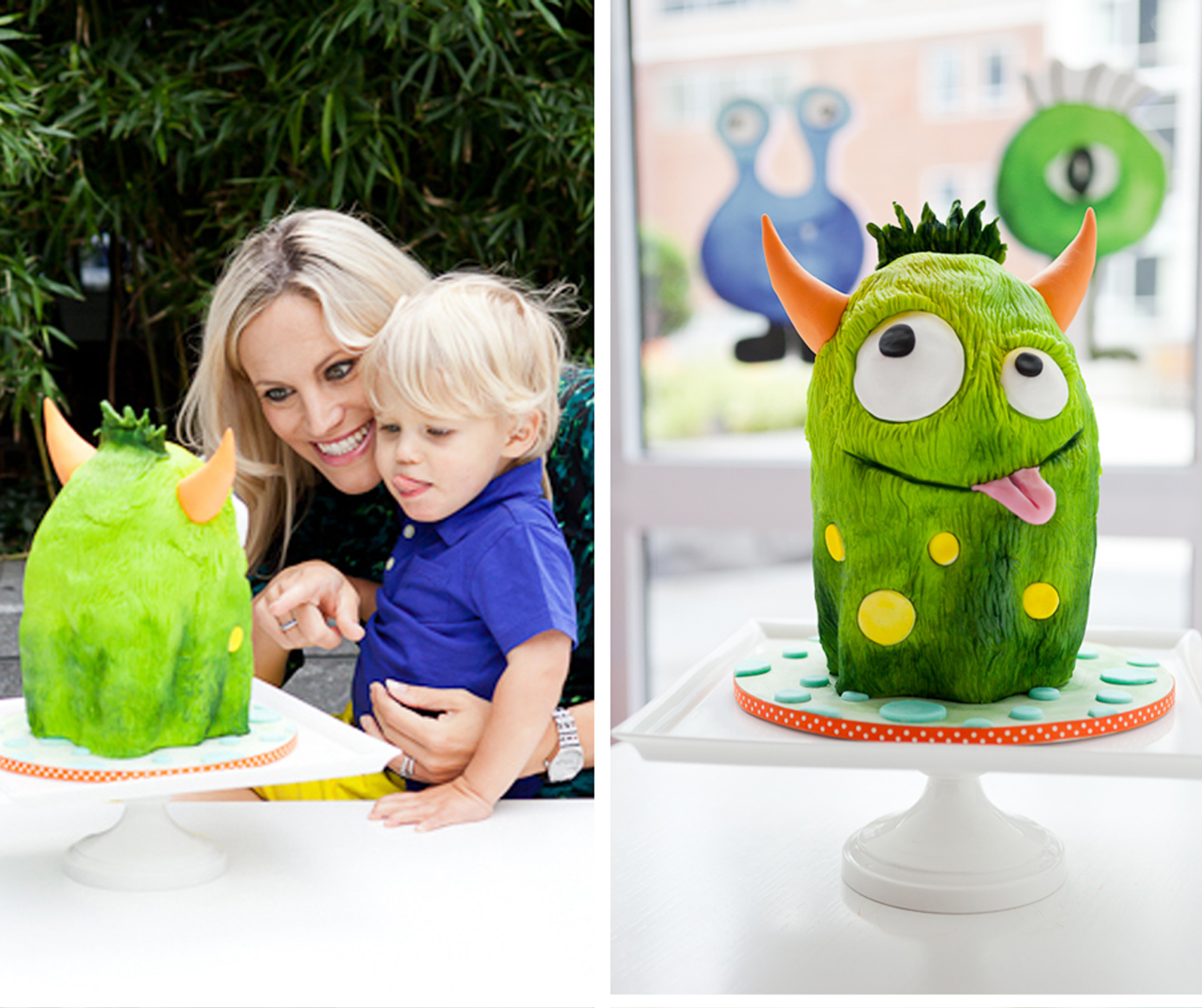 V Our Muse Monster Themed Kids Birthday Party Part - Childrens birthday parties north york
