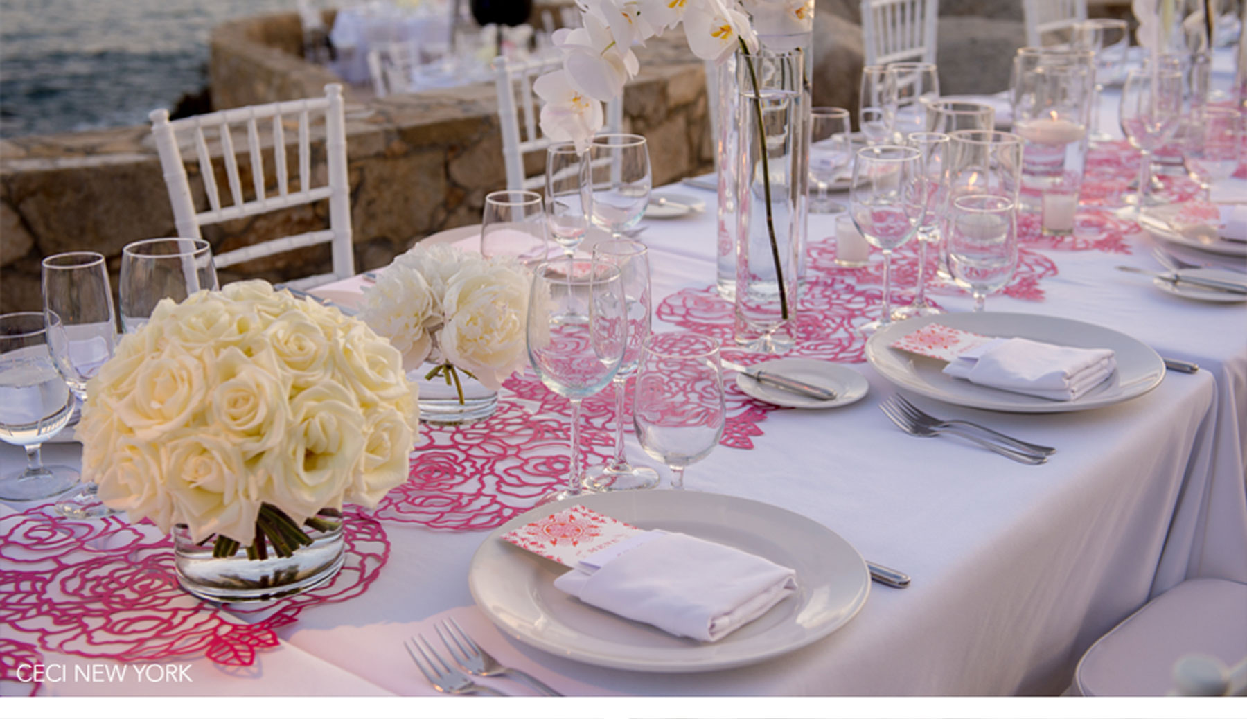 our muse stylish destination wedding be inspired by ashye roberts chic destination wedding