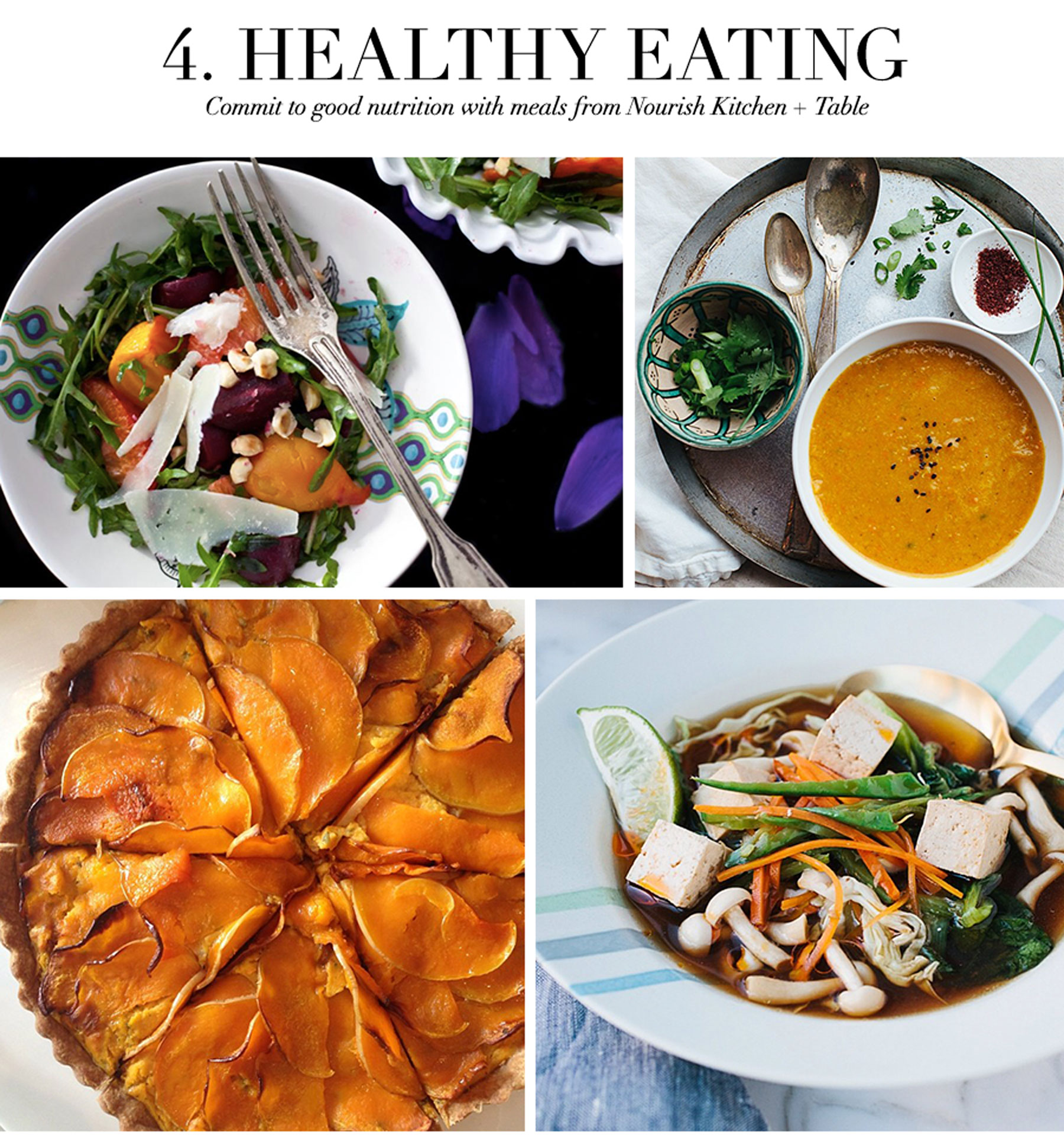 Ceci Johnson's Pamper-Yourself Picks - Healthy Eating - Commit to good nutrition with meals from Nourish Kitchen + Table
