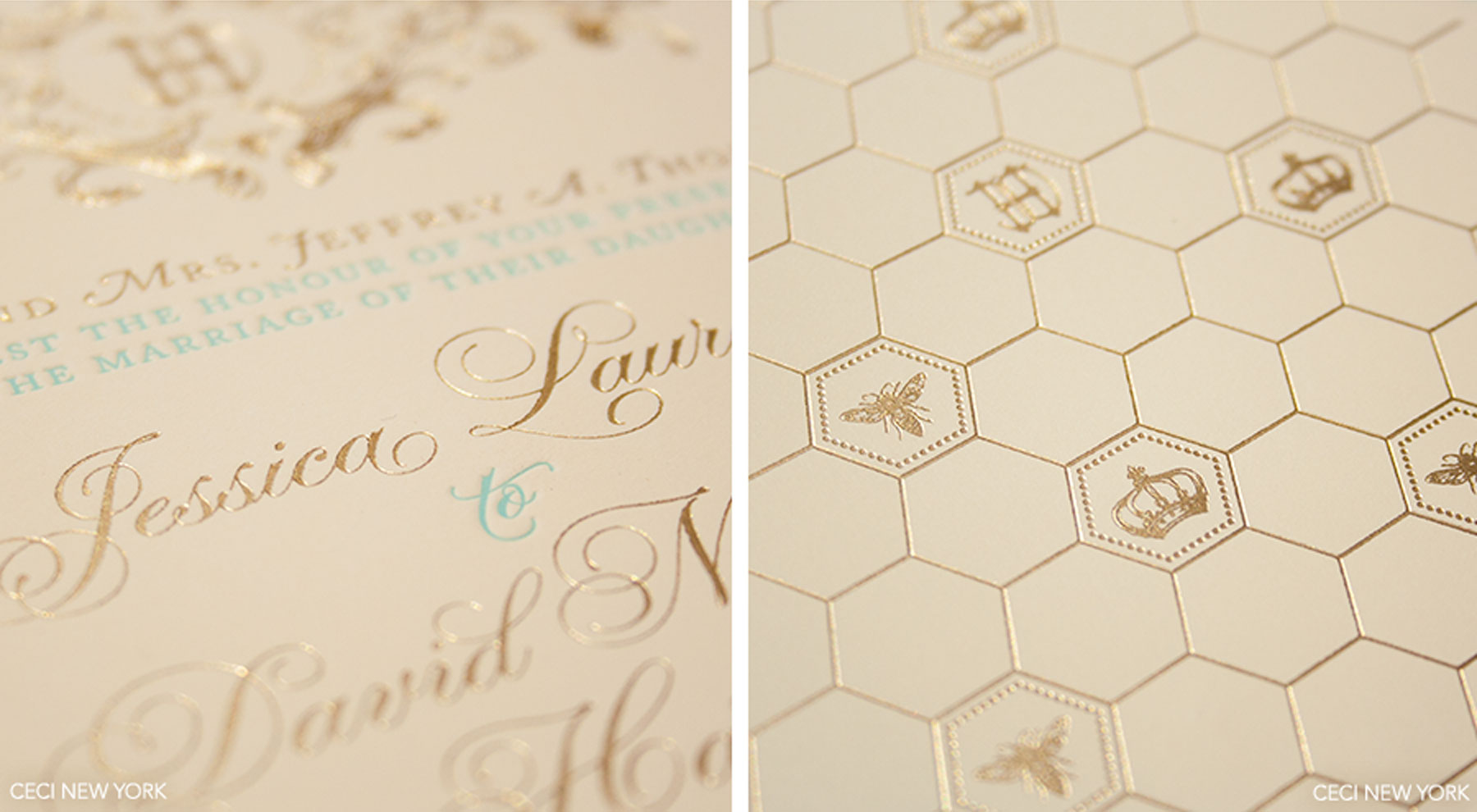 V185: Our Muse - Regal French-Inspired Wedding: Jessica & David ...