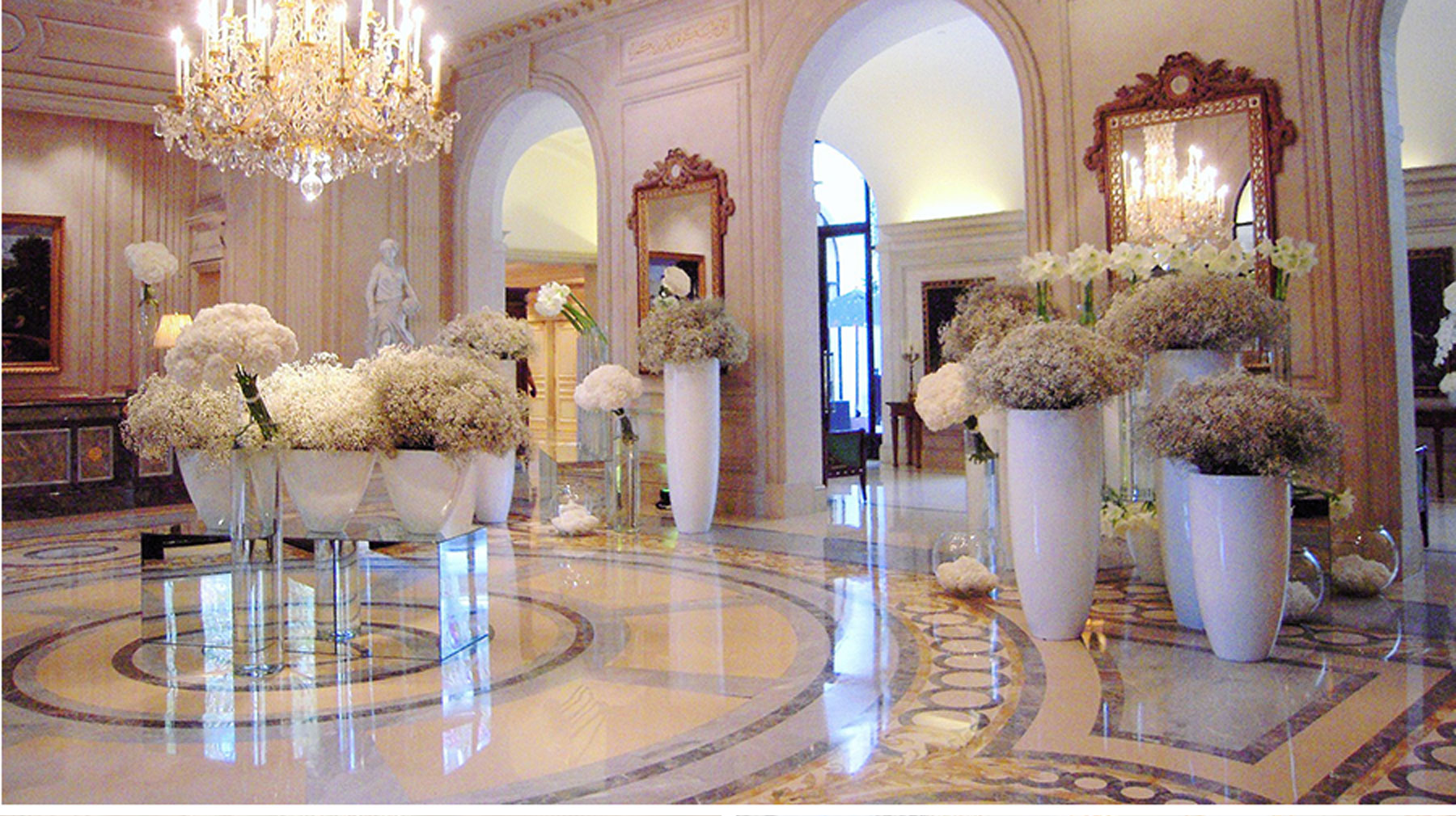 Four Seasons Hotel George V, Paris, France