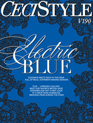 CeciStyle Magazine v190: Electric Blue