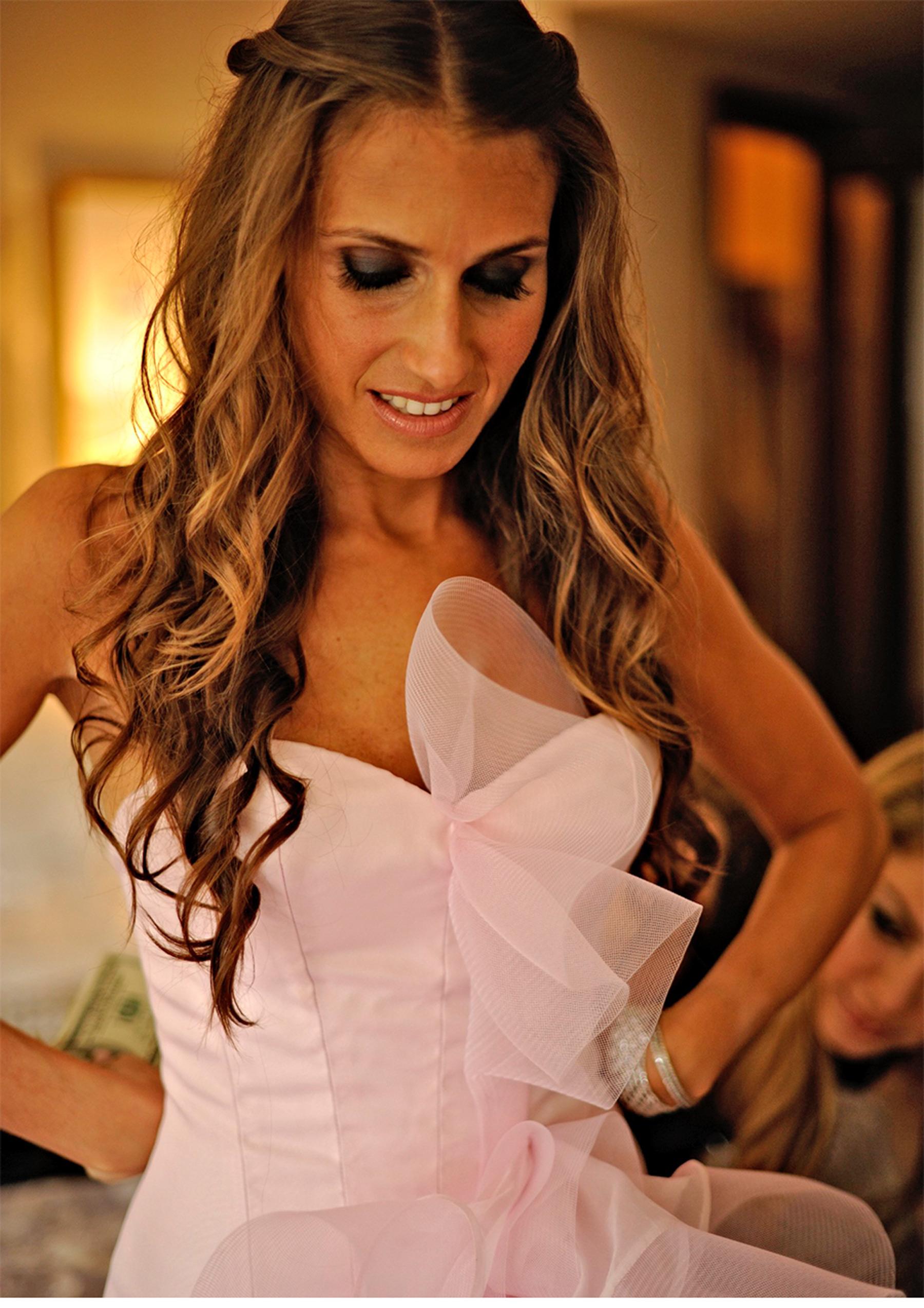 Eva marie nelson wedding