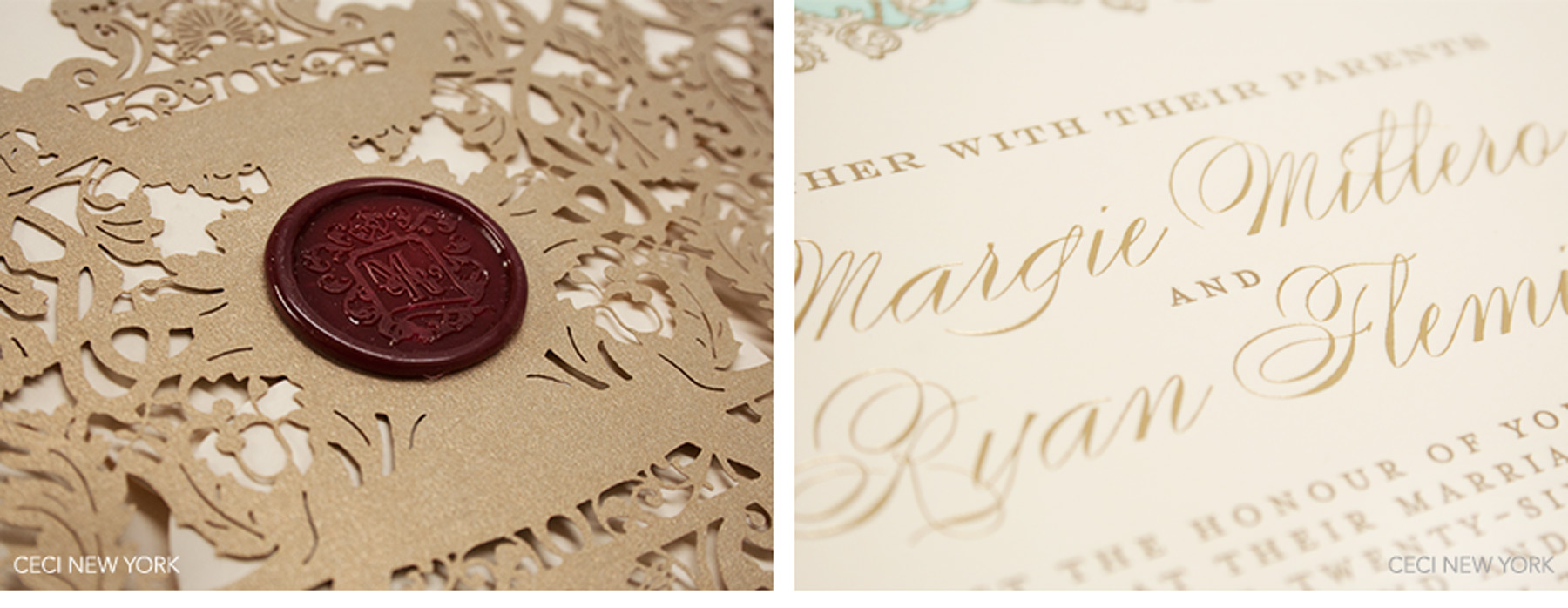 Luxury Wedding Invitations by Ceci New York - Our Muse - Luxurious Lake Como, Italy Wedding - Be inspired by Margie & Ryan's luxurious Lake Como wedding in scenic northern Italy - Ceci New York Luxury Wedding Invitations - lake como, wedding, ceci new york, invitations, save-the-dates, luxury invitations, passport, teal, ivory, wax seal, letterpress printing, custom envelope, map, maroon