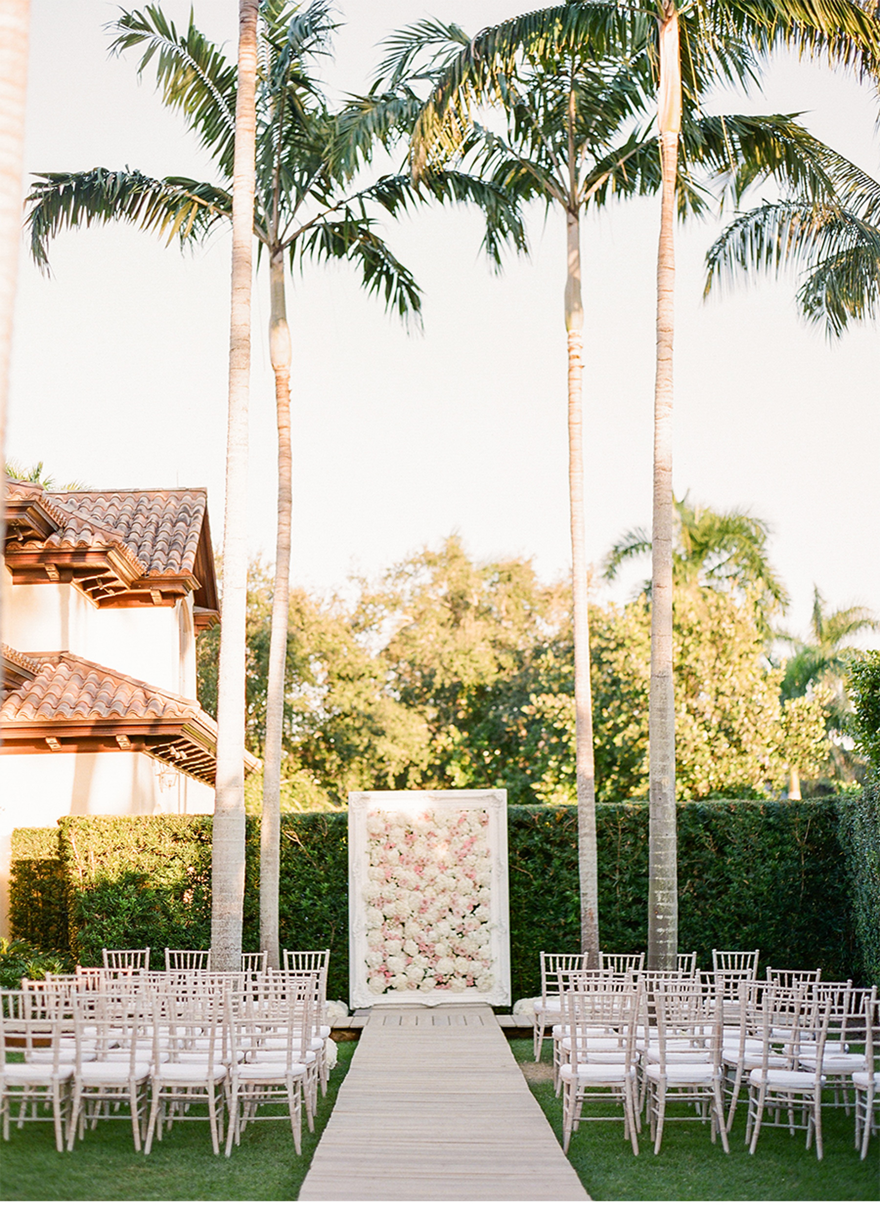 Our Muse - Green and Pink Wedding - Be inspired by Susan and Owen's green-and-pink wedding in Naples, Florida - wedding, ceci new york