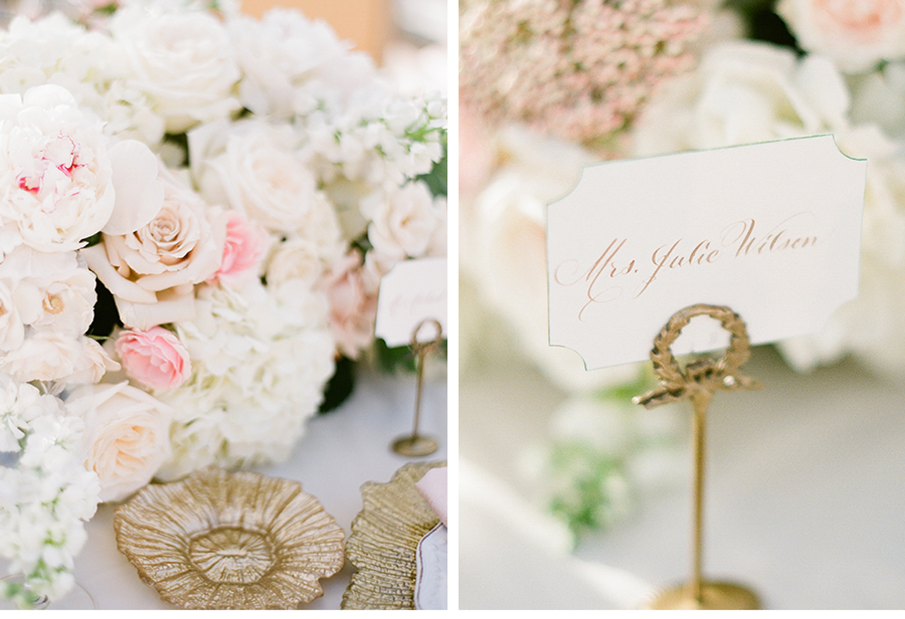 Our Muse - Green and Pink Wedding - Be inspired by Susan and Owen's green-and-pink wedding in Naples, Florida - ceci new york, wedding