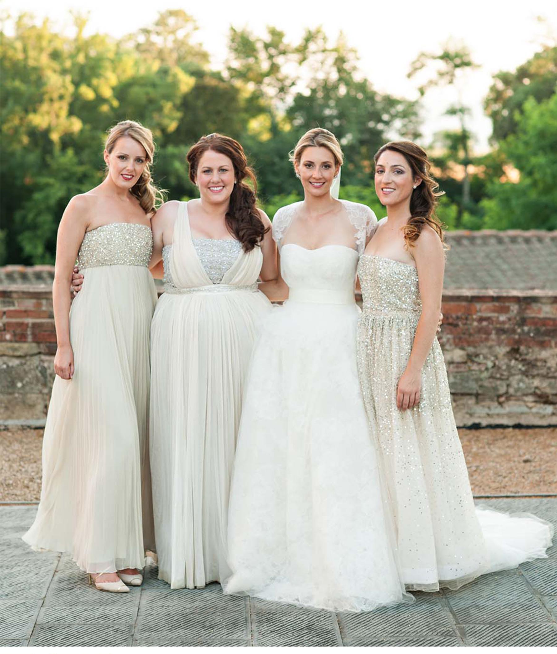 Our Muse - Italian Countryside Wedding - Be inspired by Meghan & Steven's Italian countryside wedding - wedding, luxury, italy, tuscany, il borro, garden, green, bride, groom, ceremony, portrait, vineyard