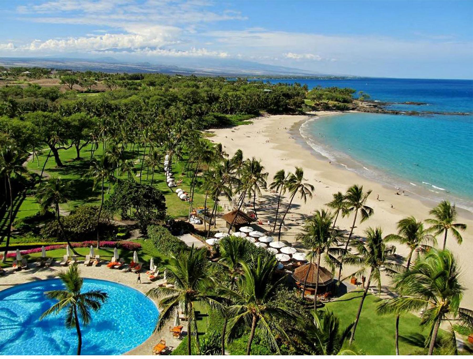 V209: Great Escapes – Mauna Kea Beach Hotel, Waimea, Big ...