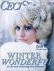 CeciStyle Magazine V21: Winter Wonderful
