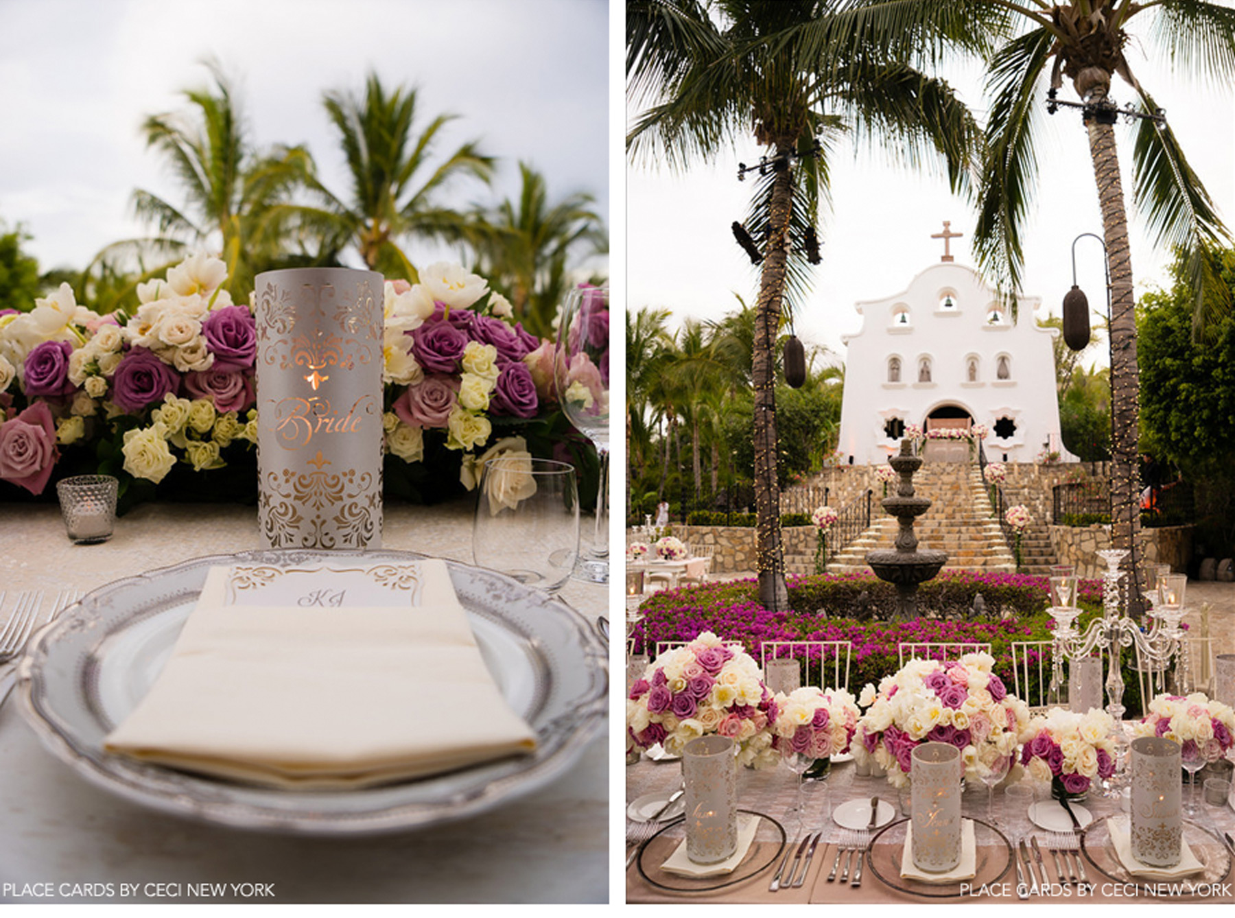 Mexican beach wedding pictures