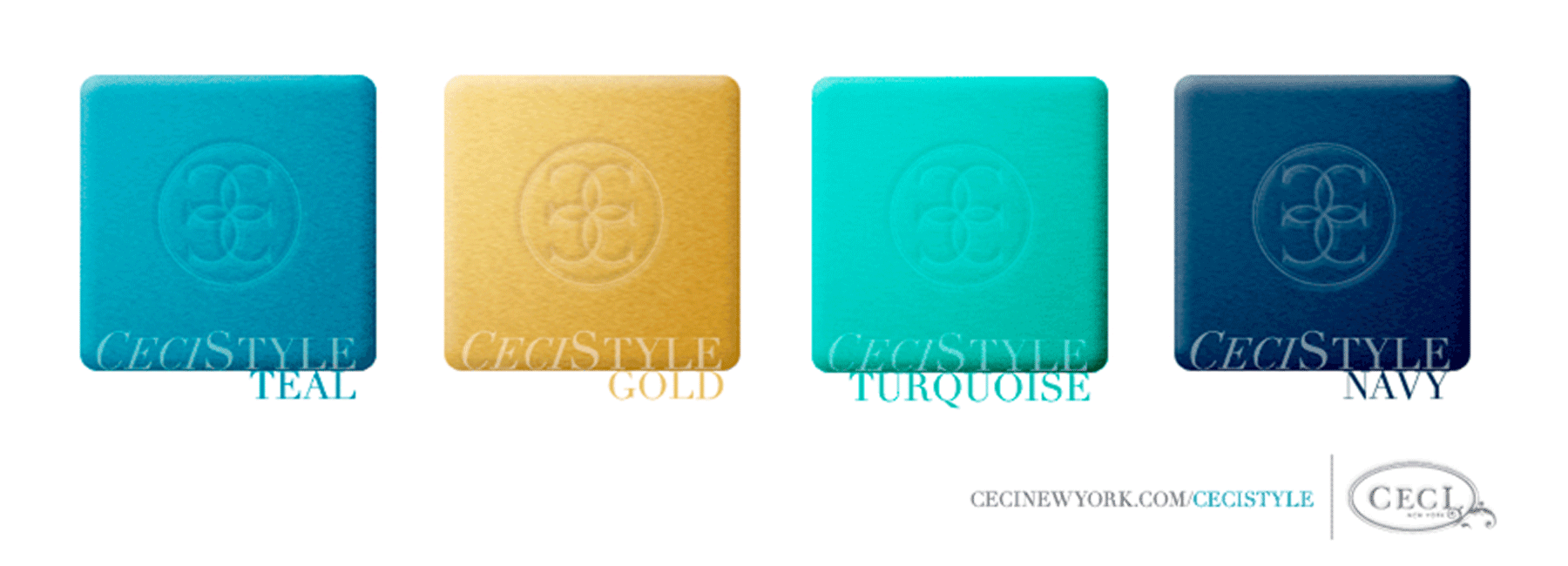 Ceci's Color Stories - Teal & Gold Wedding Colors - color swatches, teal, gold, navy, turquoise, bat mitzvah, color, swatches