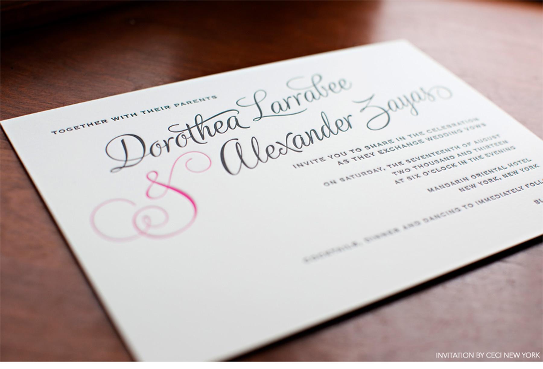 V218: Our Muse - Modern Manhattan Wedding: Dory & Alex, Part 2 ...