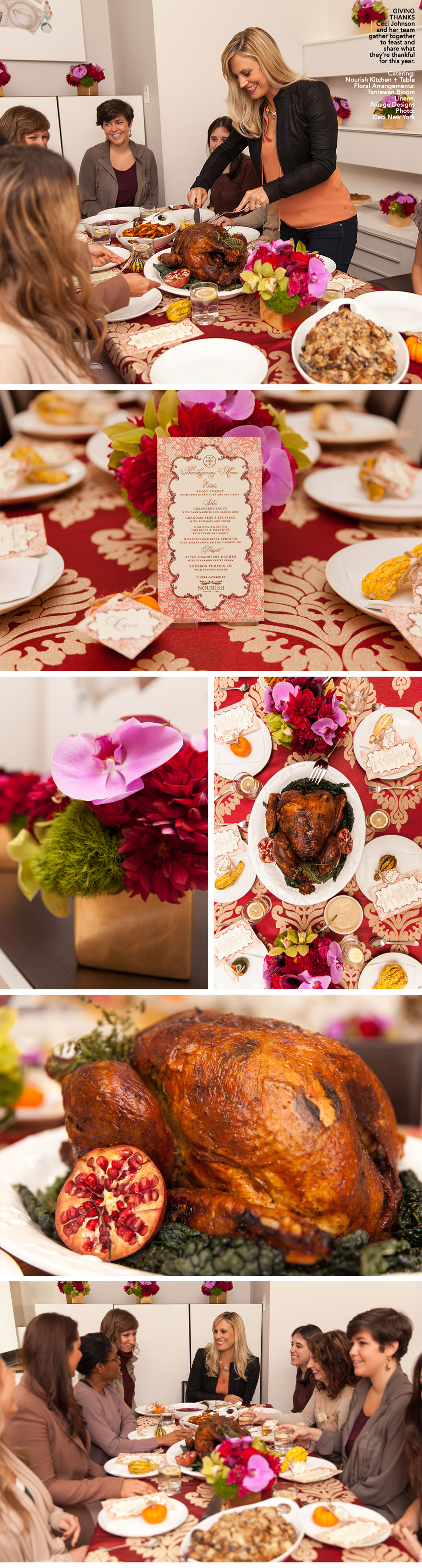 Nourish Kitchen And Table Catering