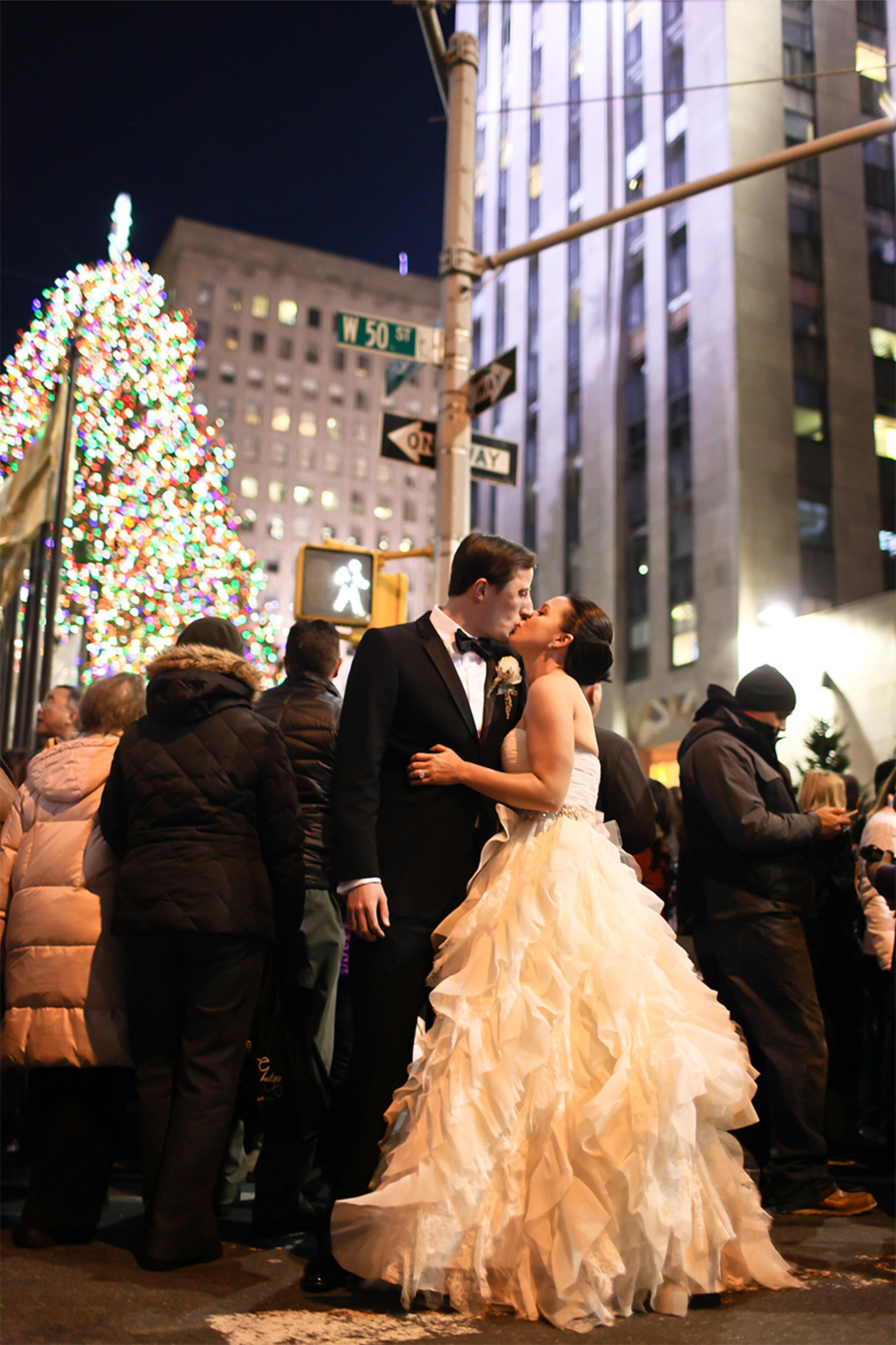 Is The Rockefeller Christmas Tree Real