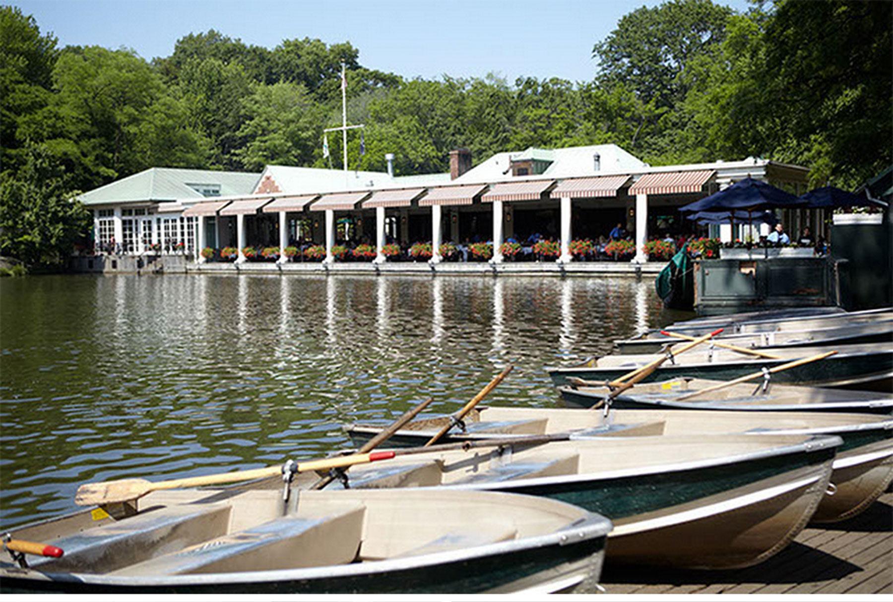 The Boathouse Restaurant Central Park Menu