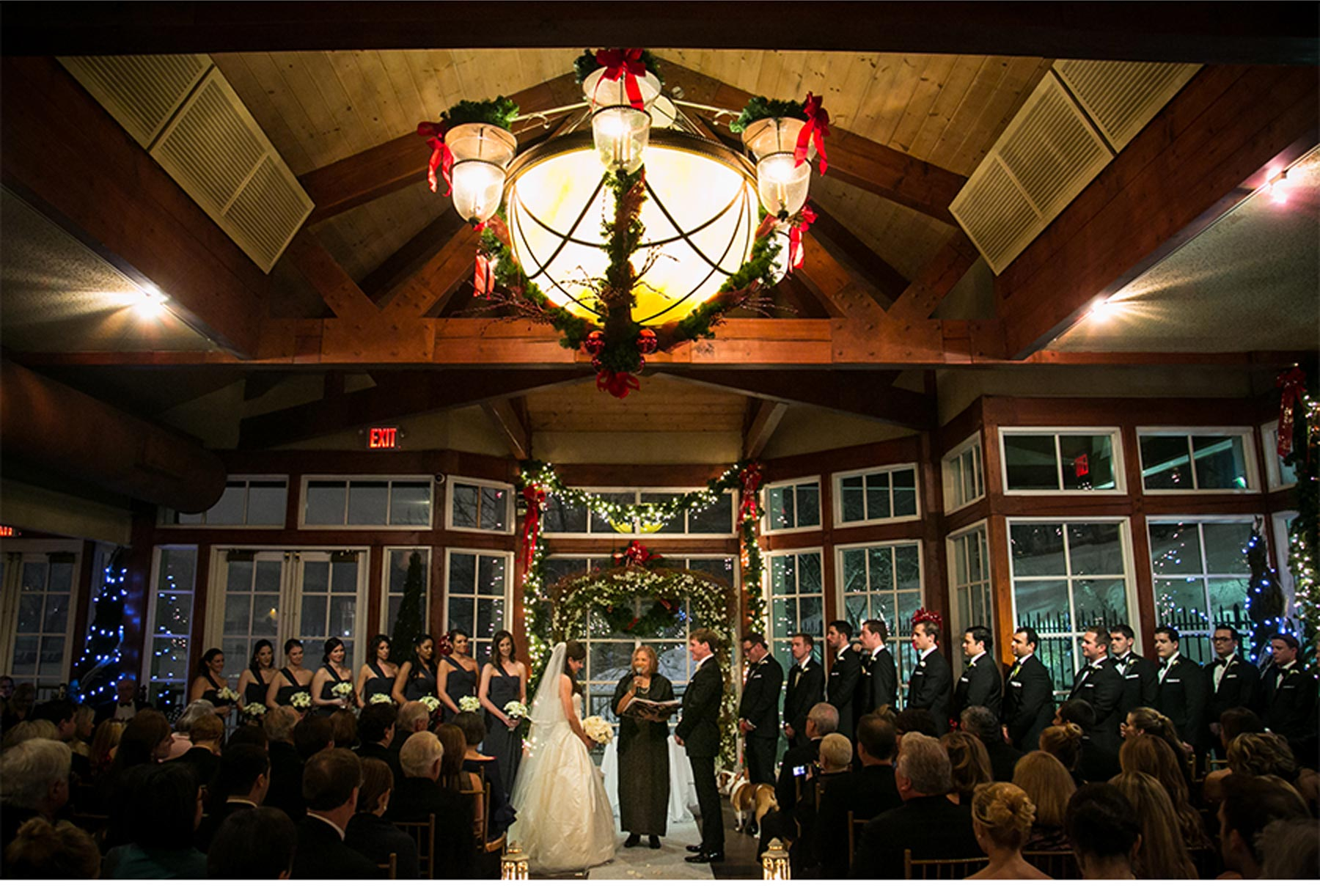 Our Muse Winter Wedding At The Loeb Boathouse Central Park Be Inspired By Carter