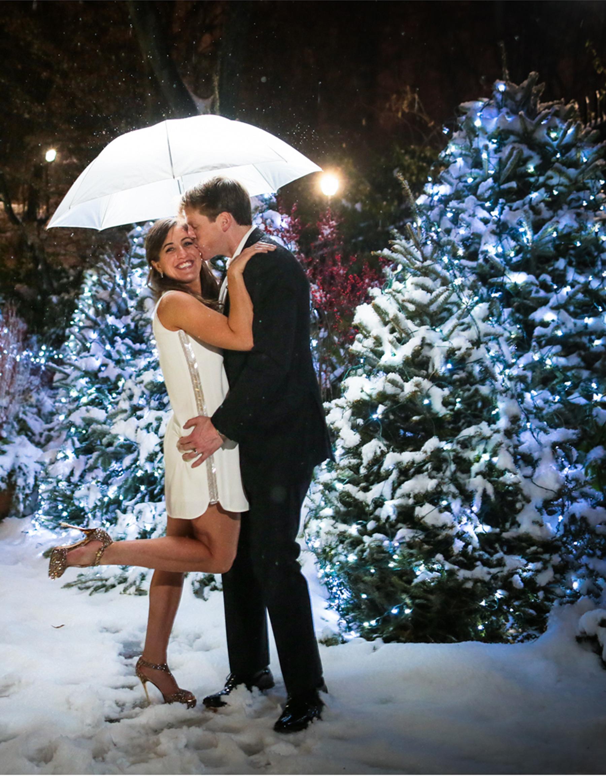 New york city reception second wedding dress snow vintage taxi wedding
