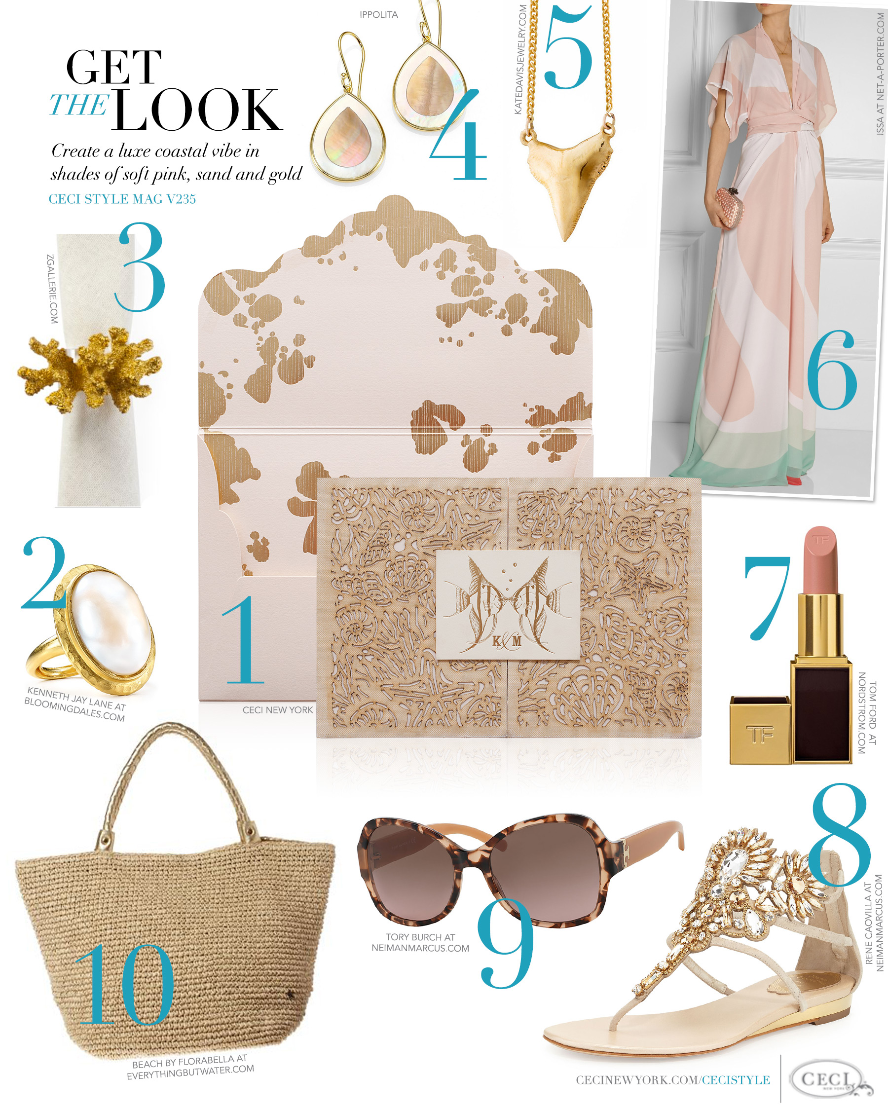 Z Gallerie Wedding Gifts : ... gallerie, ippolita, kate davis, pollyanna, tom ford, rene caovilla
