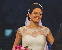 Ceci New York Bride - Carol