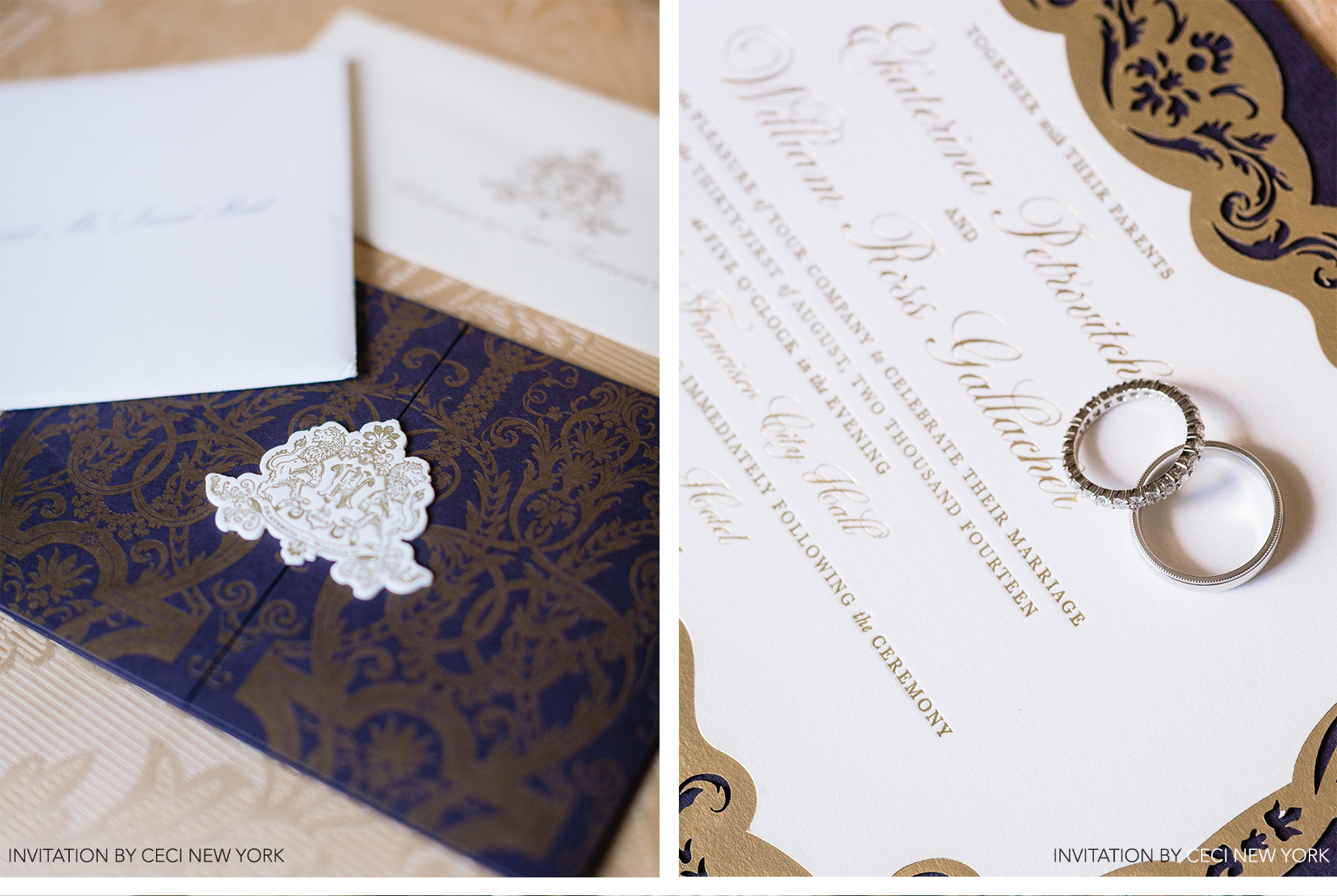V240: Our Muse - Old-World, Dreamy Wedding in San Francisco ...