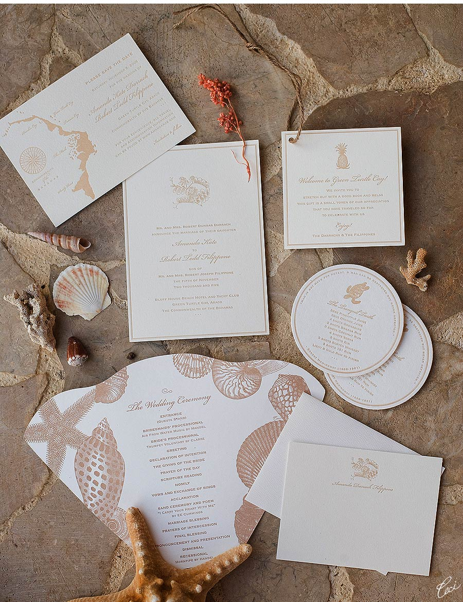 Luxury Wedding Invitations by Ceci New York - Our Muse - Ceci-Inspired Destination Style Tablescape - Wedding Invitations - ashley baber weddings, invitations, letterpress printing, menus, programs, wedding
