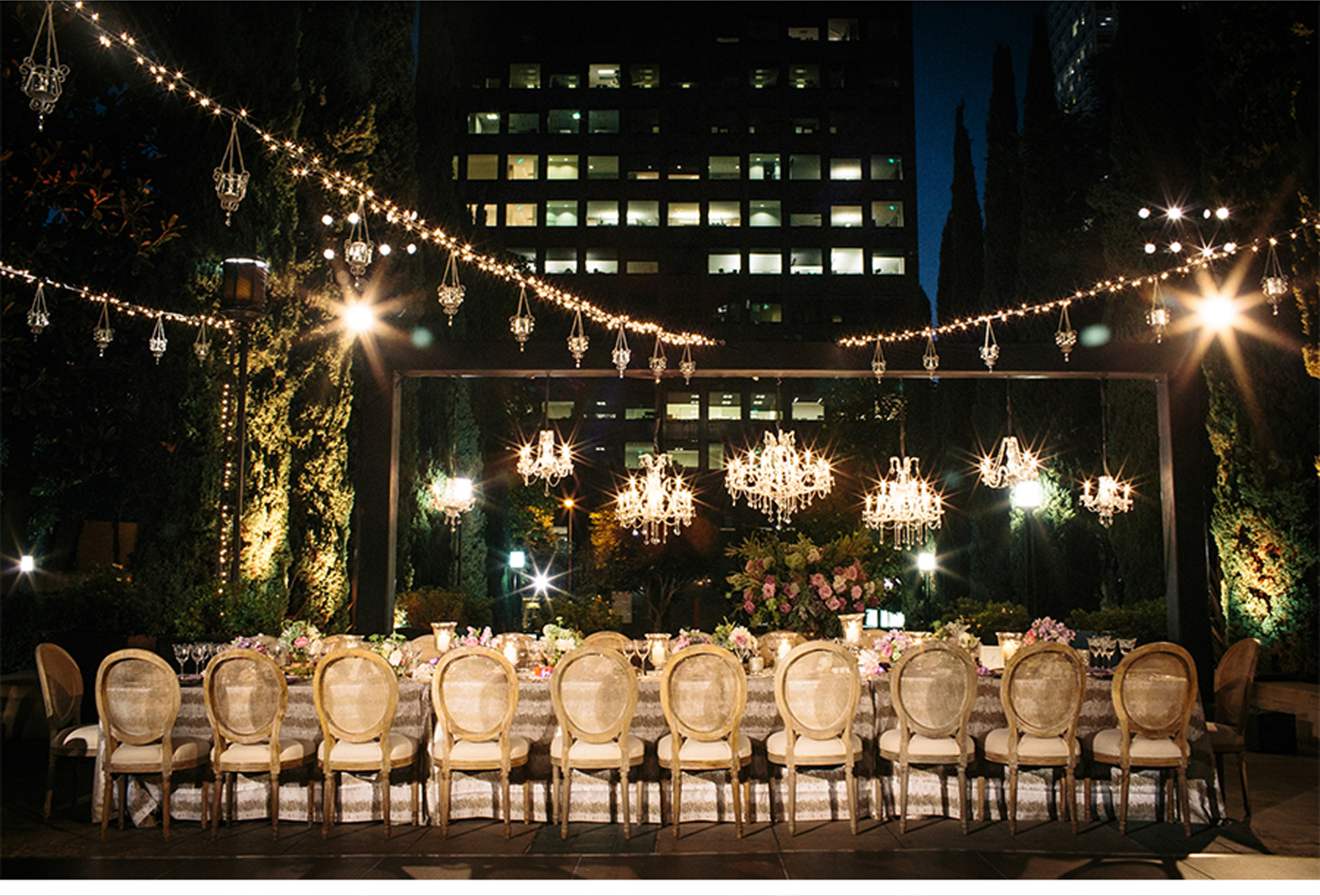 V250: Our Muse - Romantic Wedding at the L.A. Public Library: Tamara ...