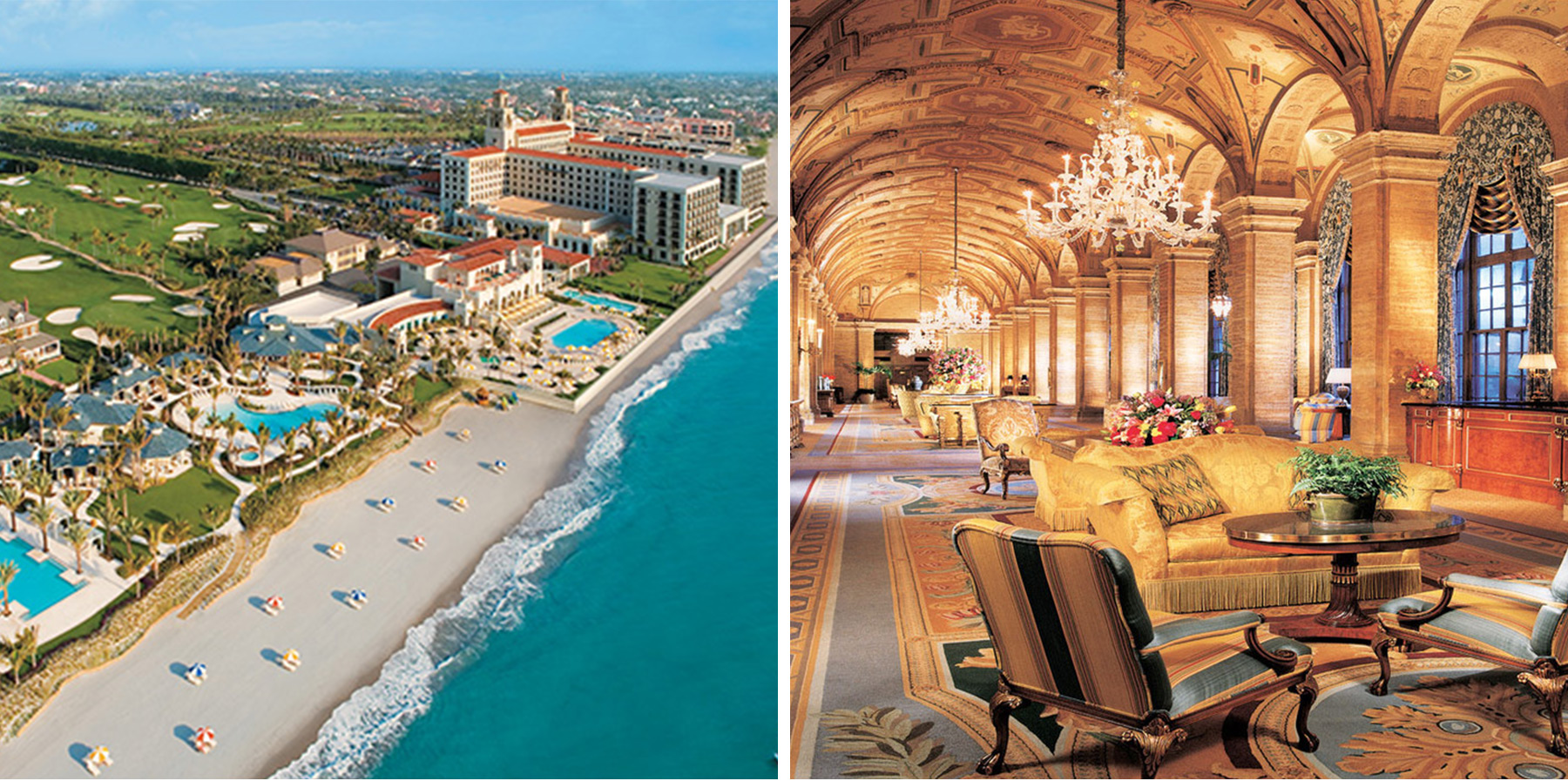 A one-of-a-kind oceanfront resort, The Breakers Palm Beach is one of America's premier destinations for magnificent weddings and celebrations.